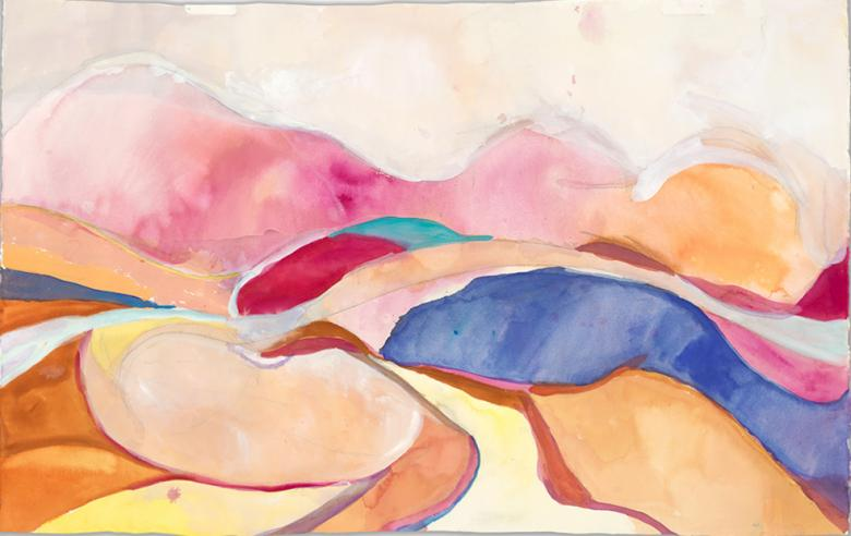 Mixed media on high quality acid-free art paper, 29x44in - 73x111.5cm. Fig. 007