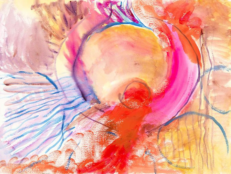 Gouache and acrylic on high quality art paper, 18x24in - 46x60.5cm. Fig. 066